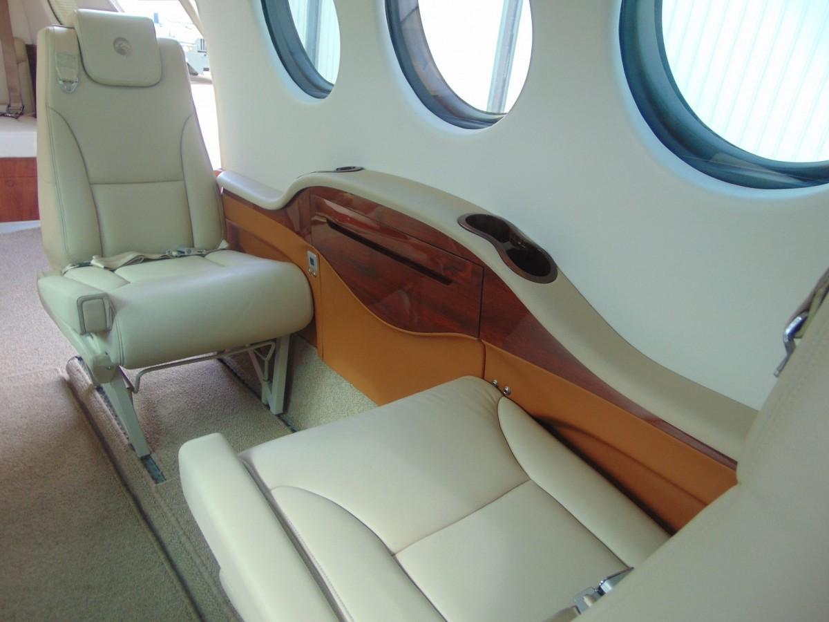 Aviation Interior Services | Aerosmith Aviation